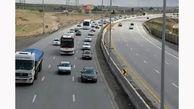 انسداد ۲ روزه محور چالوس/ تردد در جادههای کشور ۲.۱ درصد کاهش یافت