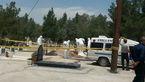 جگرکی کرمانشاهی از تب کریمه کنگو مرد/دفن جسد در اعماق زمین+ عکس محل دفن با مراقبت های ویژه