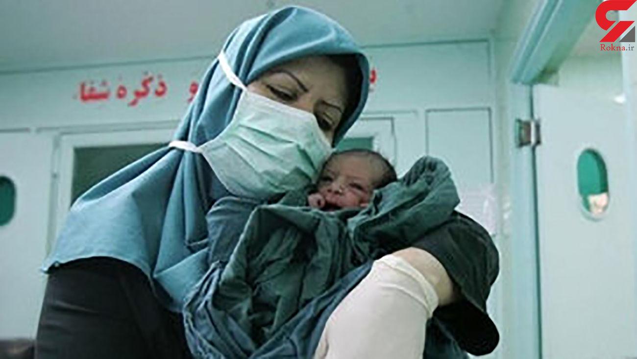شهادت 18 ماما بر اثر ابتلا به کرونا در ایران