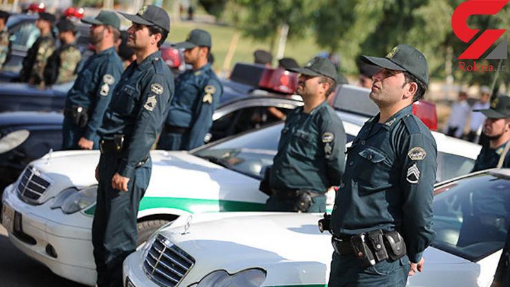 مقابله به مثل ماموران پلیس در برابر توهین افراد، جرم است
