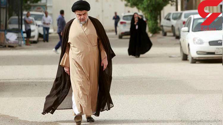 آمدن مقتدی صدر به ایران بغداد را آرام کرد؟