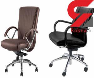 توقیف 12 برند صندلی اداری غیراستاندارد