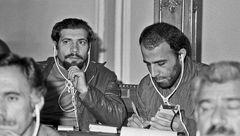 حسین محباهری وقتی خبرنگار بود+عکس