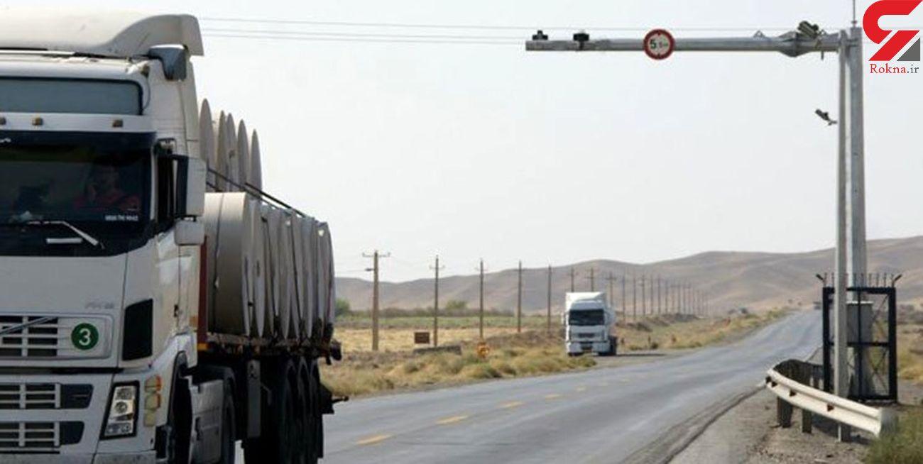 ثبت بیش از ۳ میلیون تخلف عدم رعایت فاصله طولی در اردبیل