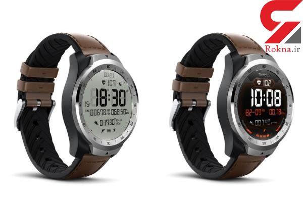 ساعت های هوشمند ضد آب و غبار ساخته شد