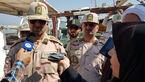 توقیف 2 فروند لنج غیرمجاز در آبهای خلیج فارس