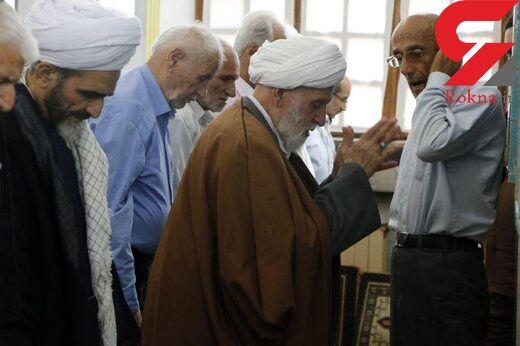 کرونا جان شاگرد امام خمینی را گرفت / آیت الله لنگرودی در گیلان سکونت داشت + عکس