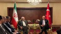ظریف از مواضع «اردوغان» درباره تحولات عراق قدردانی کرد
