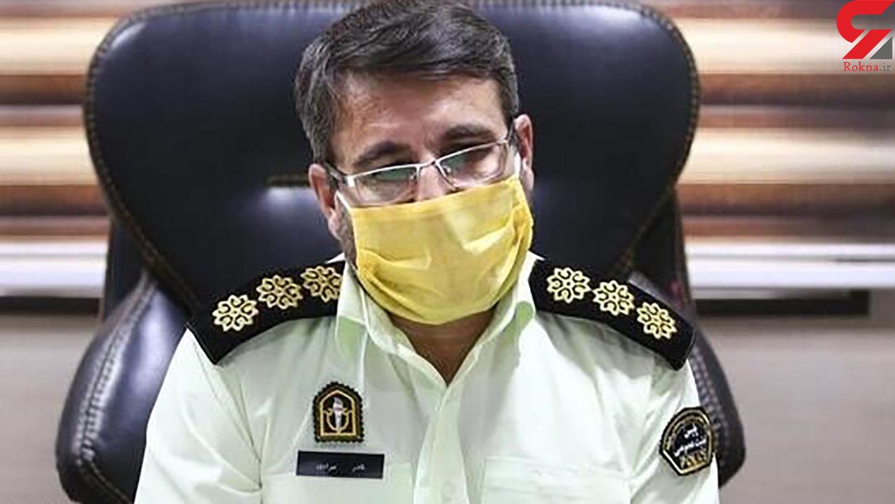 کشف فندکهای غیر اخلاقی در تهران + عکس