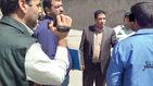 راننده کامیون مشهدی از روی زن جوان رد شد و 30 متر پیکر او را زیر خودرو کشاند+عکس