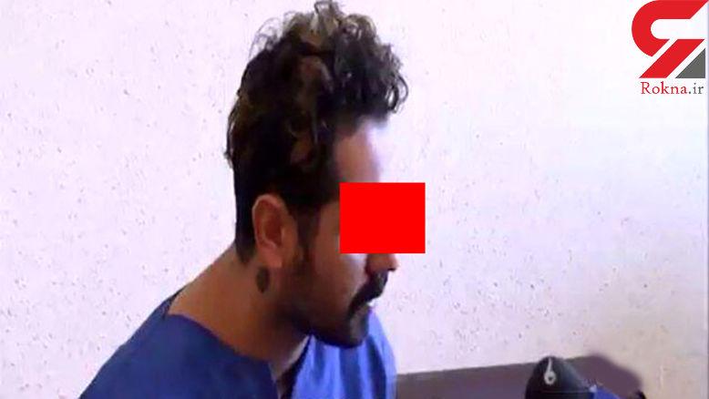 فیلم گفت وگو با قاتل اهورا پسر 2 ساله رشتی+ فیلم و عکس