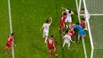 رکورد جالب توجه خط دفاع ایران در جام جهانی