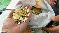 کشف سکه های تقلبی در الیگودرز / نقشه گنج متهم نگرفت!
