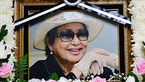 خانم بازیگر جنجالی درگذشت /  این زن معروف ربوده شده بود + عکس