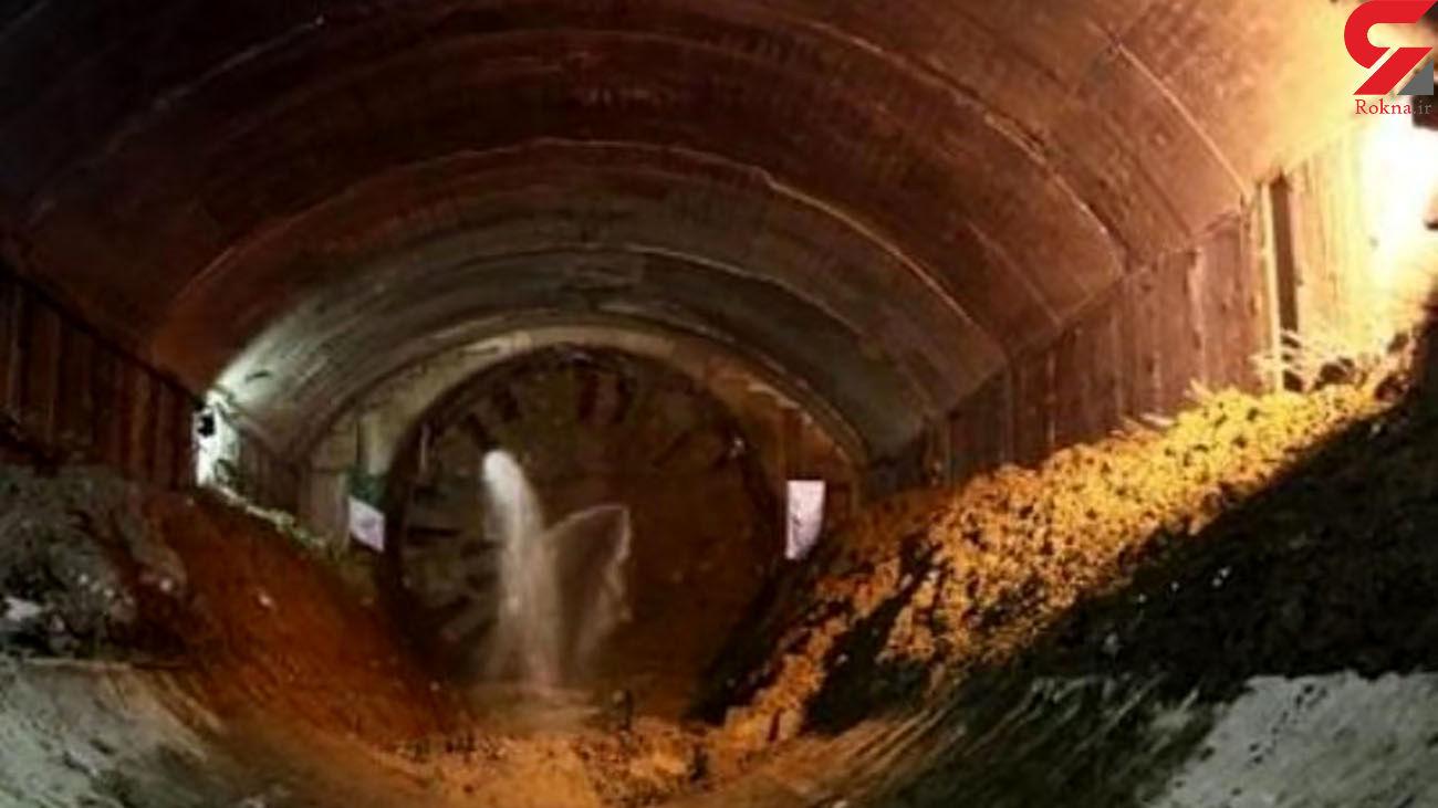زنده به گور شدن یک معندچی در ریزش معدن هجدک راور / صبح امروز رخ داد