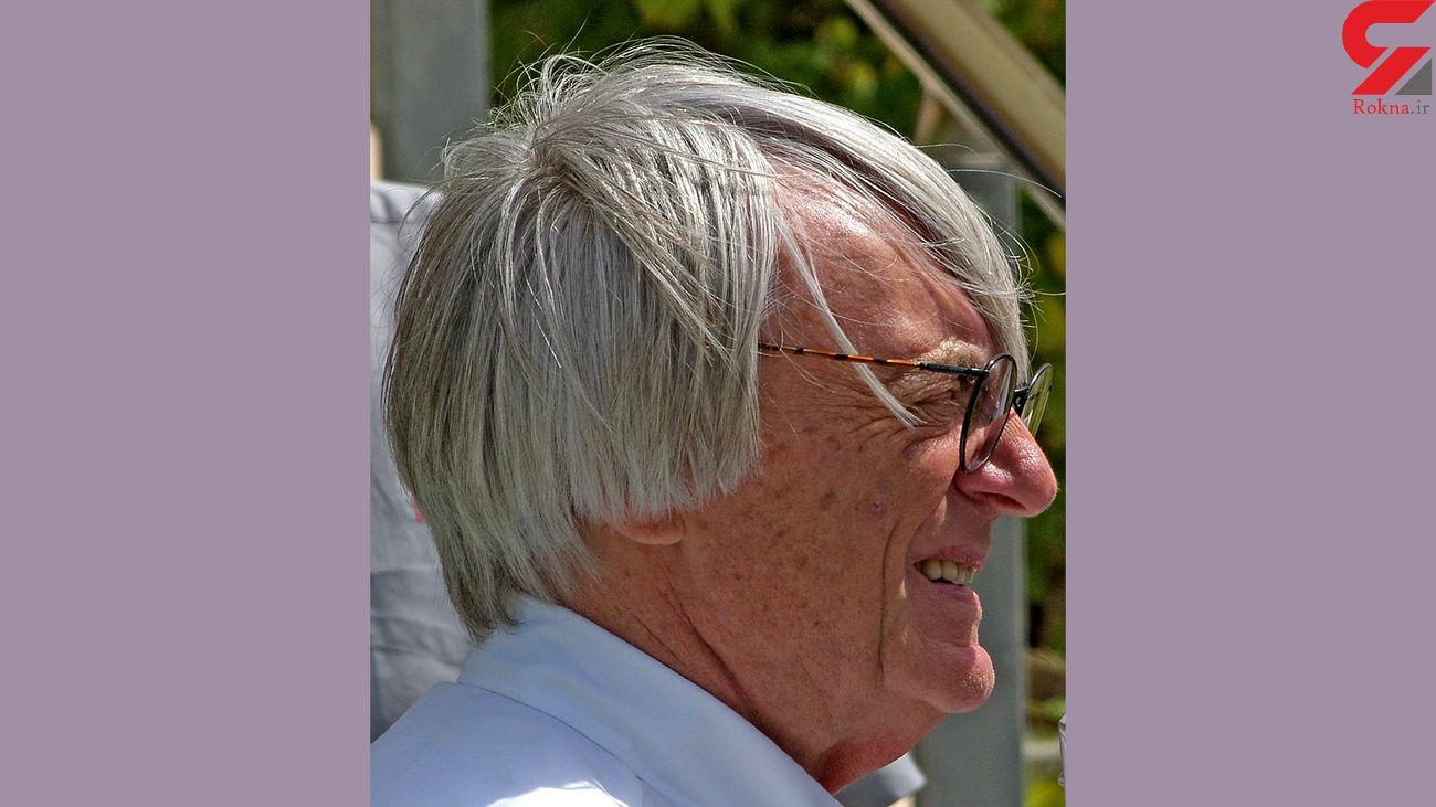 مالک میلیاردر فرمول یک در 89 سالگی پدر شد