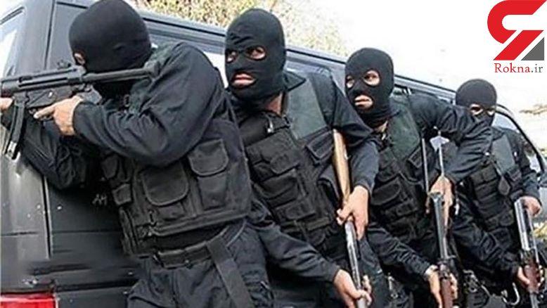نجات کودک ایرانشهری از چنگال باند آدم ربایان