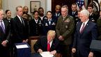 ترامپ با بودجه ۷۵۰ میلیارد دلاری 2019 پنتاگون موافقت کرد