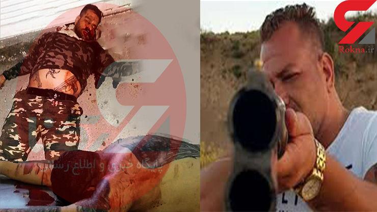 بهروز حاجیلویی چرا طلبه همدانی را کشت! / دادستان امروز اعلام کرد + عکس جسد قاتل شرور