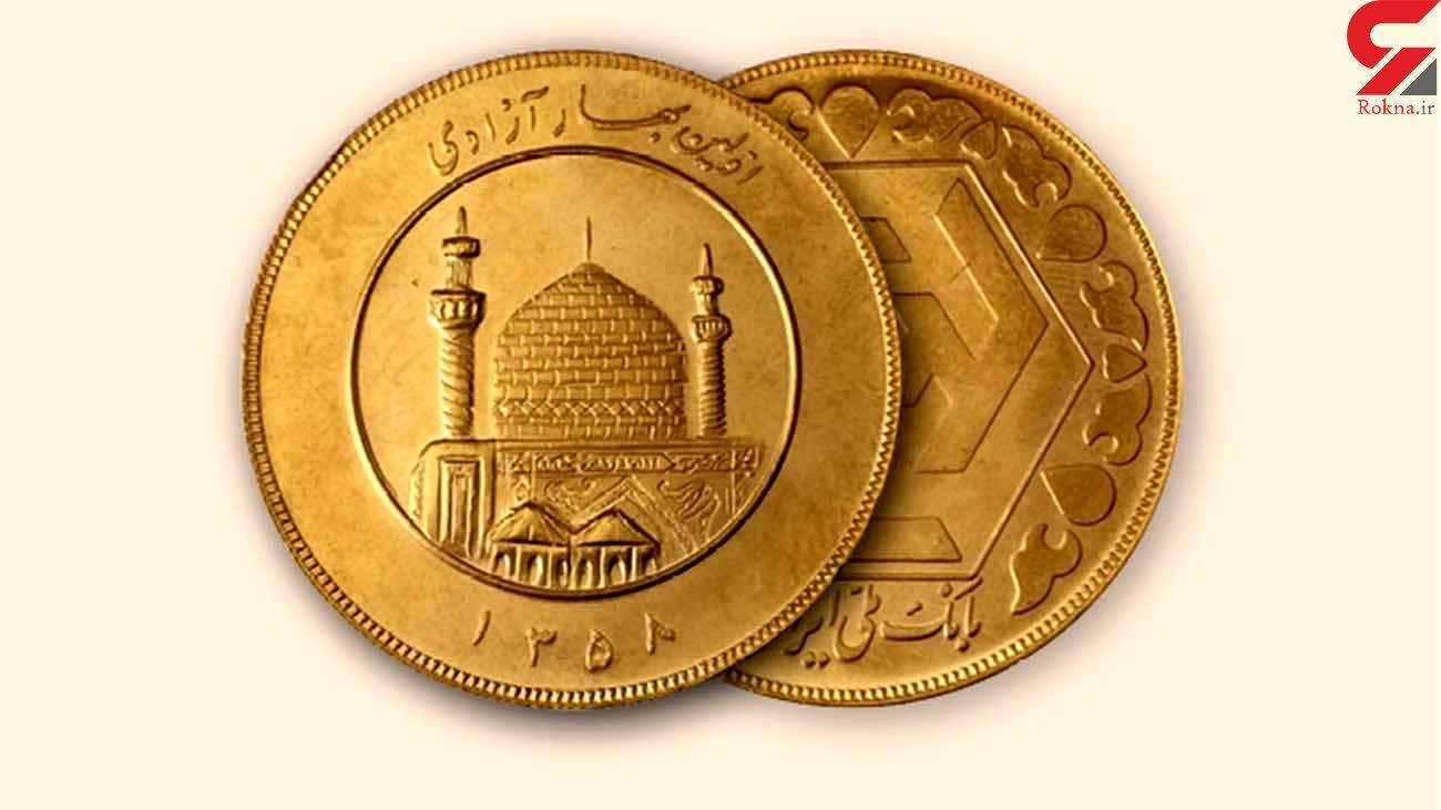 سقوط سکه به کانال ۸ میلیون تومان / طلا در یک قدمی شکست محدوده 900 هزار تومان