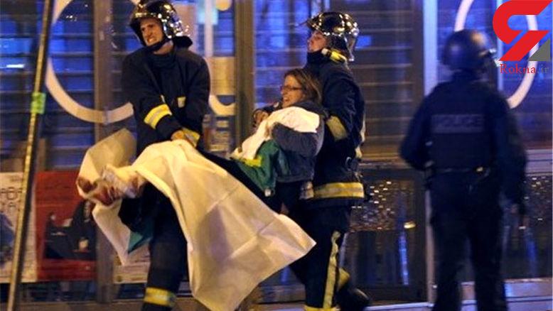 پیام ویدئویی داعشی احمق قبل از فاجعه پاریس+عکس و فیلم