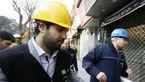 شهردار تهران: بیش از 20 نیروی آتش نشان در زیرآوار ساختمان پلاسکو گرفتار شده اند