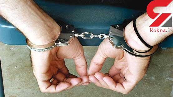 دستگیری اعضای باند سرقت خودرو و موتورسیکلت در چالوس