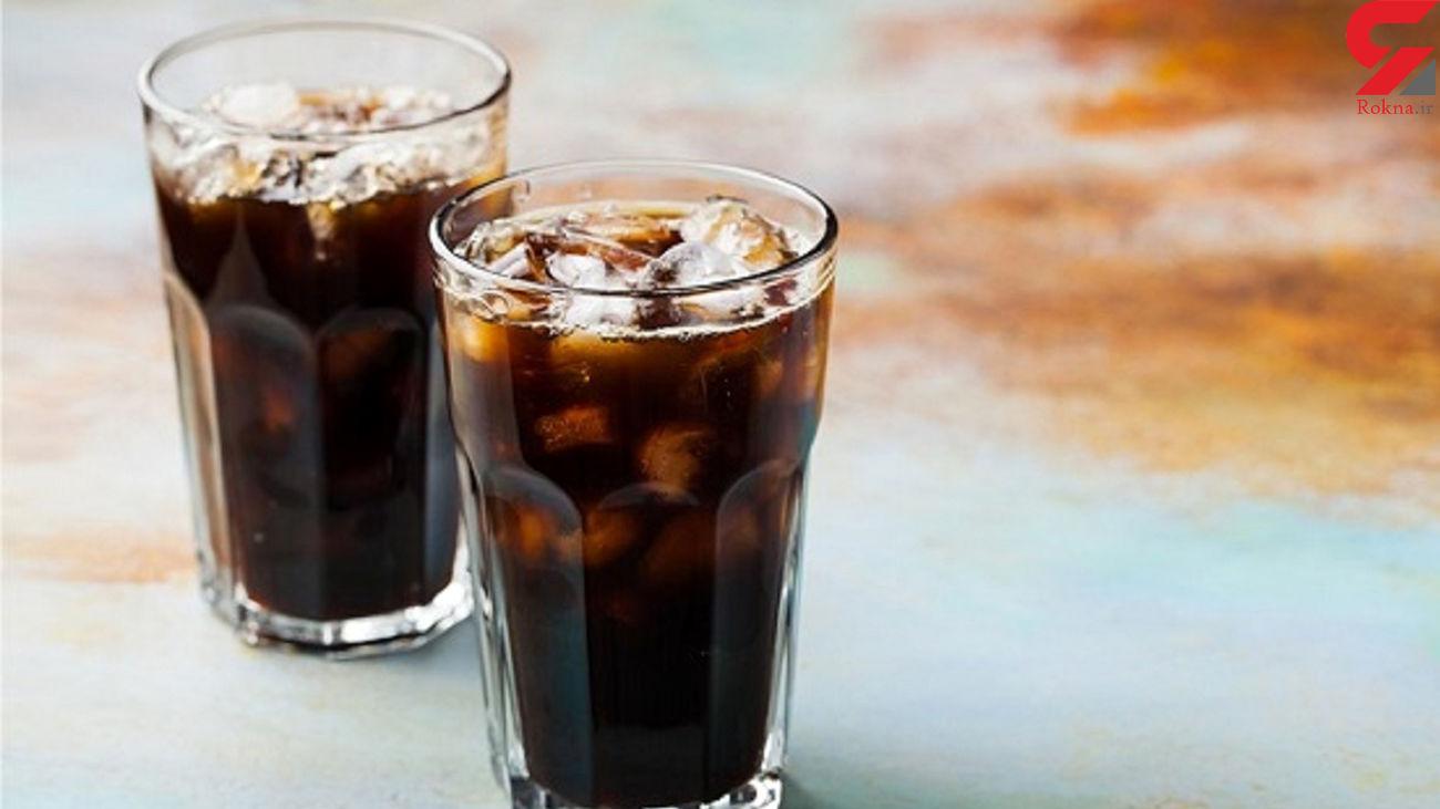 مرگ جوان 22 ساله با خوردن نوشابه کوکا کولا