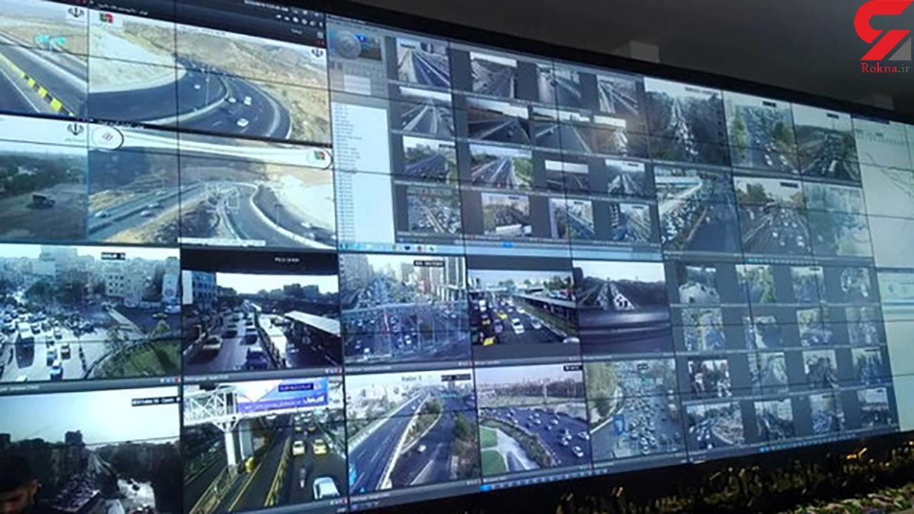 نقش فعالیت شبانه روزی مرکز کنترل ترافیک شهرداری در نظم و آرامش شهر