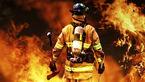 آتش سوزی تریلی حامل کلش در بجنورد / 4 بامداد رخ داد