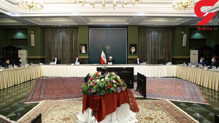 رییس جمهور: در سال جدید همه توانمان را باید در راه توسعه و پیشرفت کشور بکار بگیریم