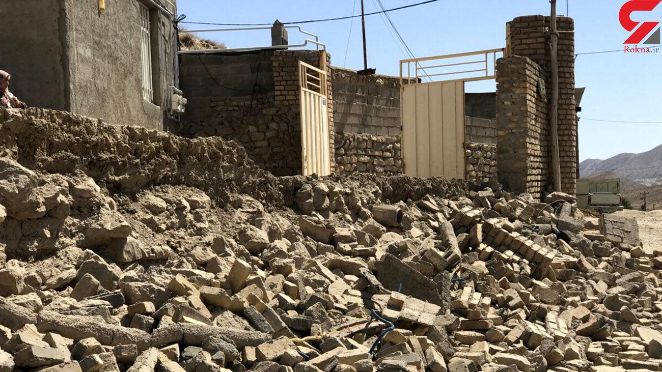 وحشت در جان قوچانی از 38 پس لرزه / آخرین آمار مصدومان و تخریب ها