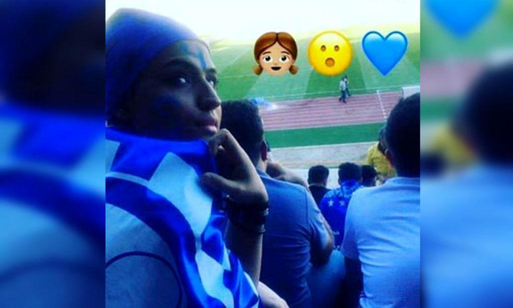 دختر استقلالی که مسیح علینژاد ادعا کرده بود خودسوزی کرده؛ زنده از آب درآمد! +تصاویر