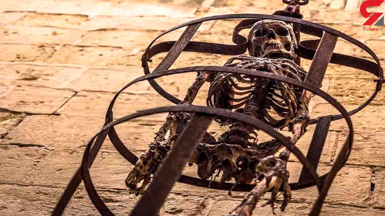 12 شگرد شکنجه دادن که لکه سیاه تاریخ است + عکس ها