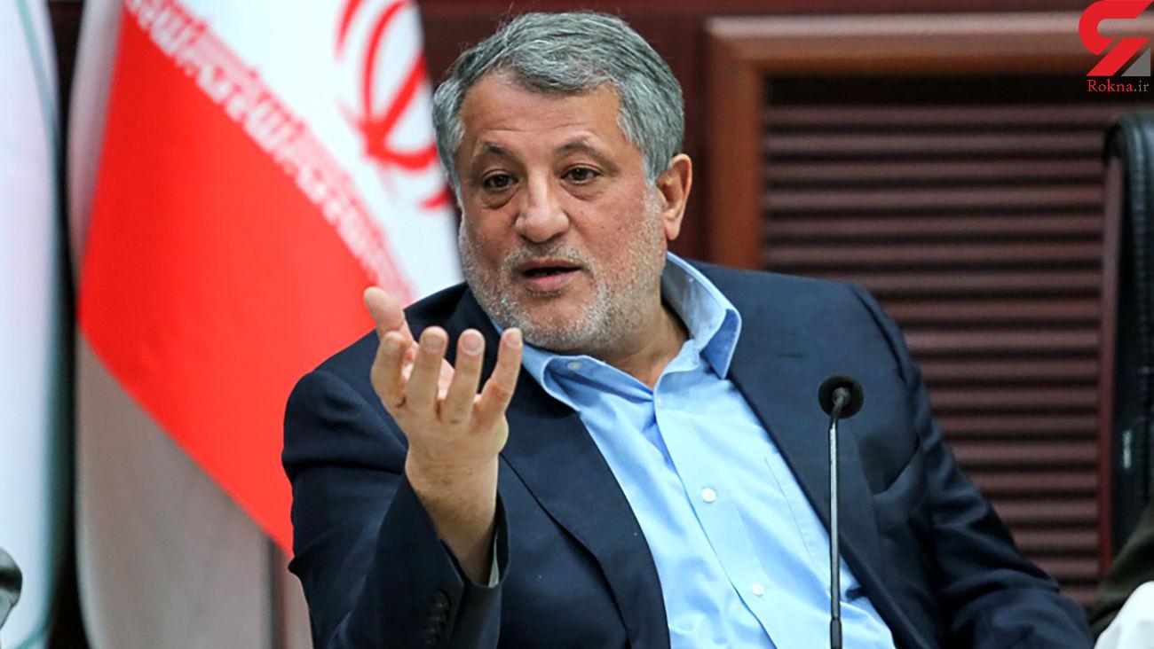محسن هاشمی: به عملکرد خودم و هیئت رئیسه نقد دارم