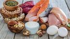کاهش التهاب روده با خوراکی های پروتئینی