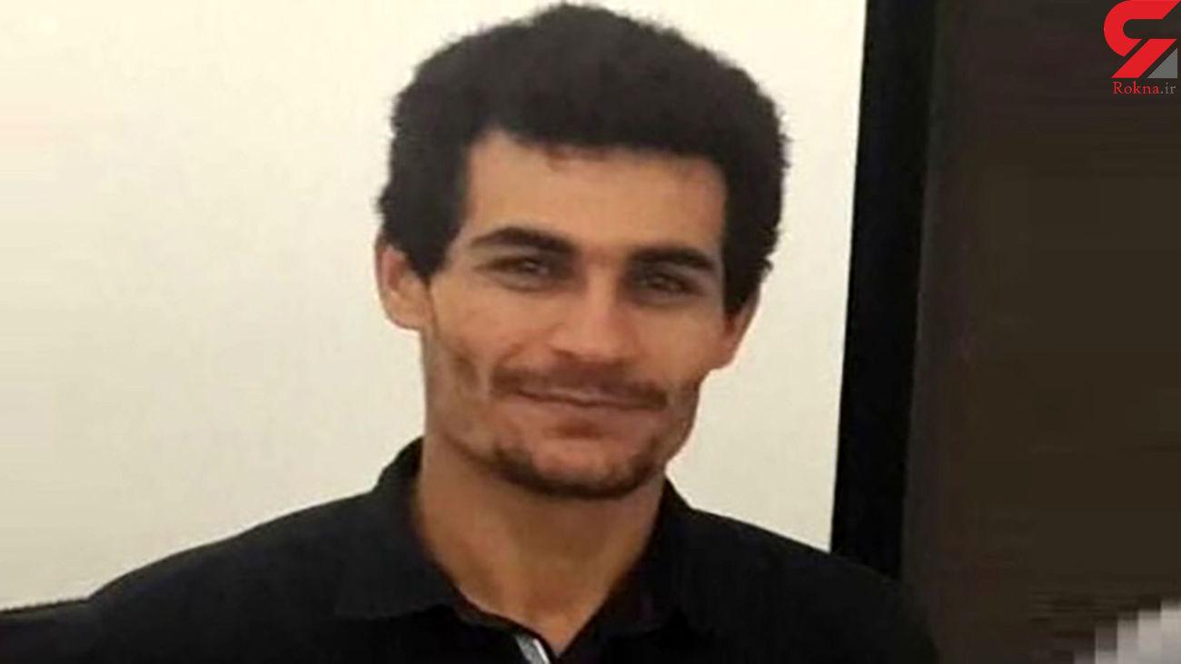 اعدام جاسم حیدری در اهواز /  او تروریست بود + عکس  چهره باز