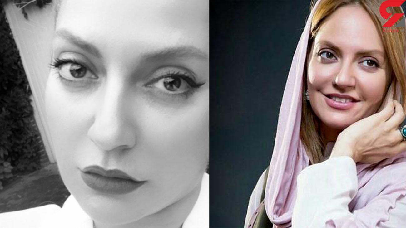 مهناز افشار چقدر جوان تر شده است ! + عکس