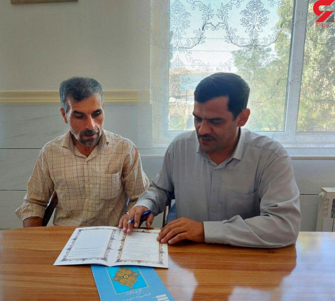 روستای بیات صاحب مدرسه می شود
