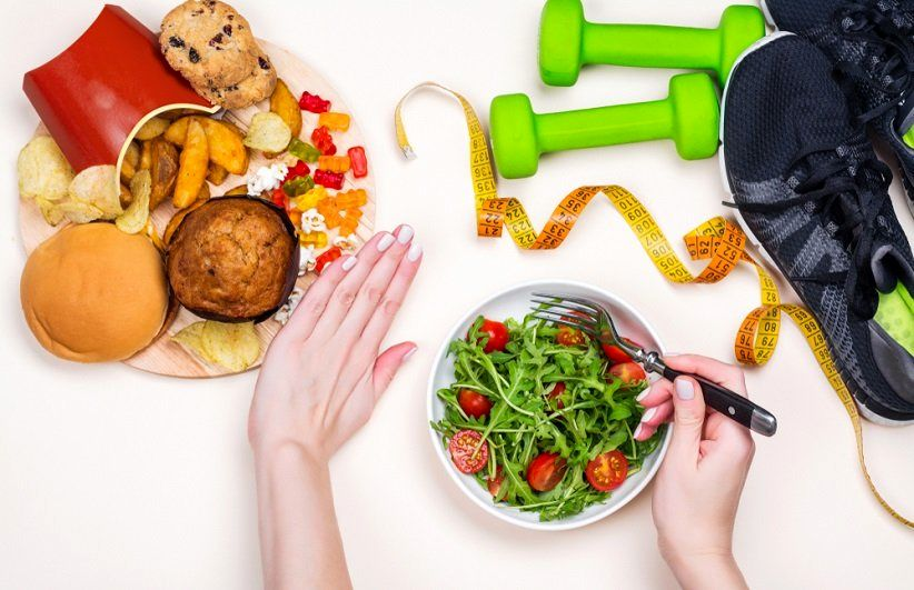 غذا و کاهش وزن