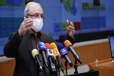 وزیر بهداشت : برای کاهش ممنوعیت ها گرفتارمان کرده اند / وضعیت کرونا سهمگین است/ سفر ممنوع + فیلم