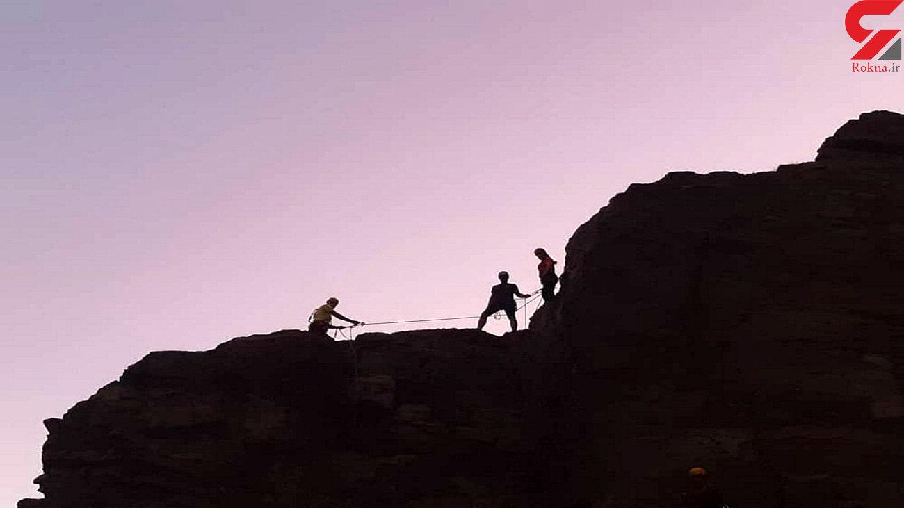 جستجو برای پیدا کردن 7 زن تنها در کوه های کرج