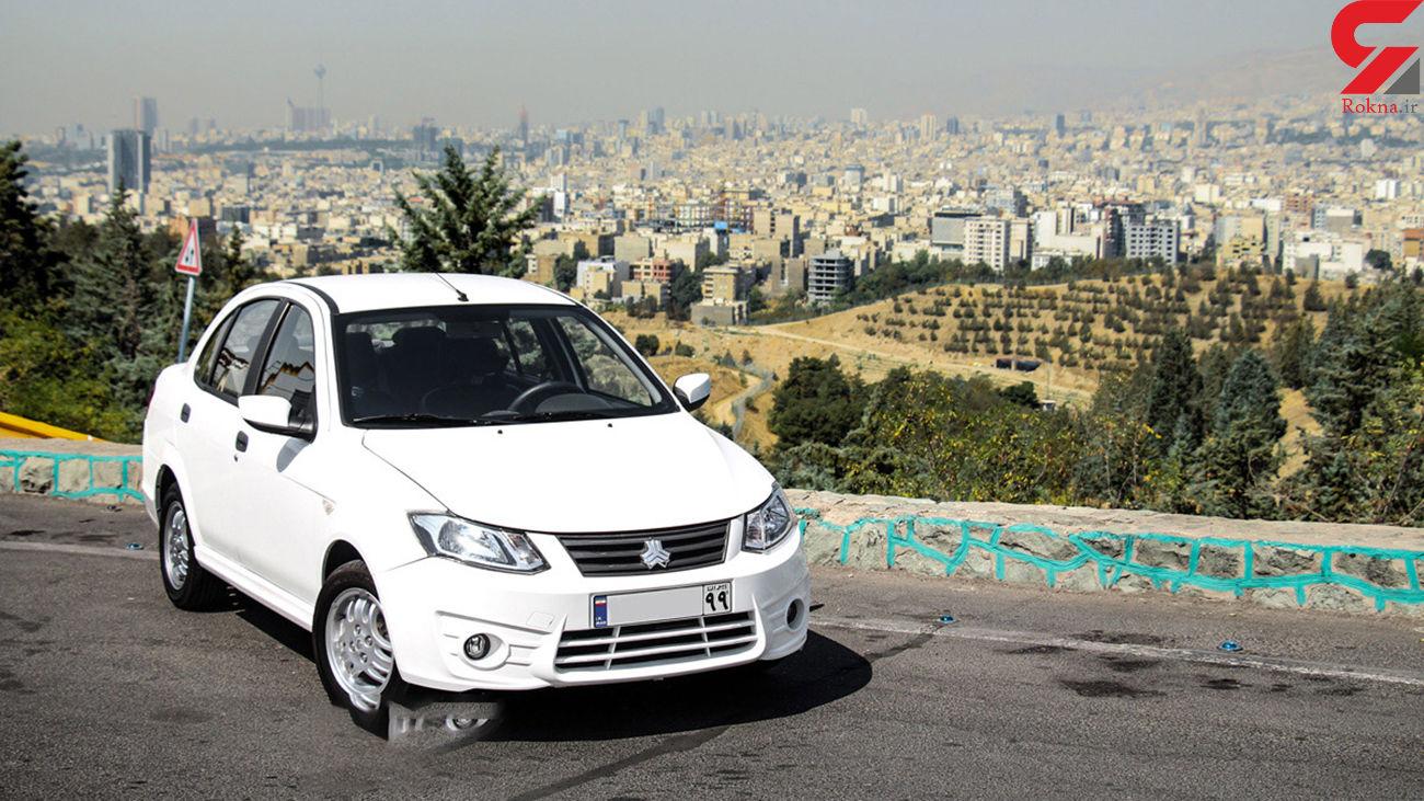 سرقت خودرو در شیراز کشف در کازرون