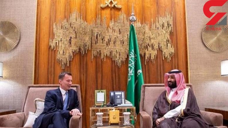 انگلیس به عربستان و مصر تجهیزات جاسوسی فروخته است