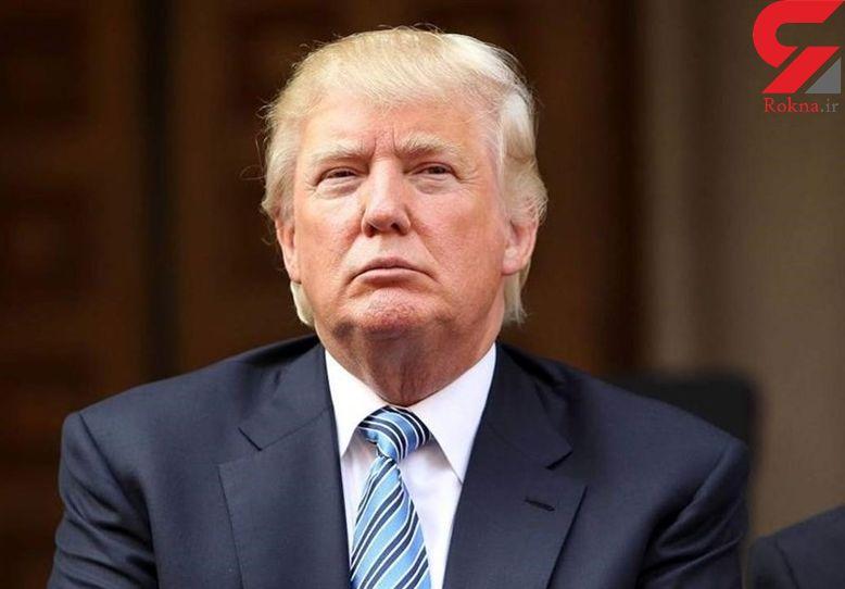 اظهارات ضدایرانی ترامپ در بیانیه اعلام حمله علیه سوریه