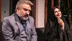 لعیا زنگنه و بازیگر شهرزاد در یک سریال جدید