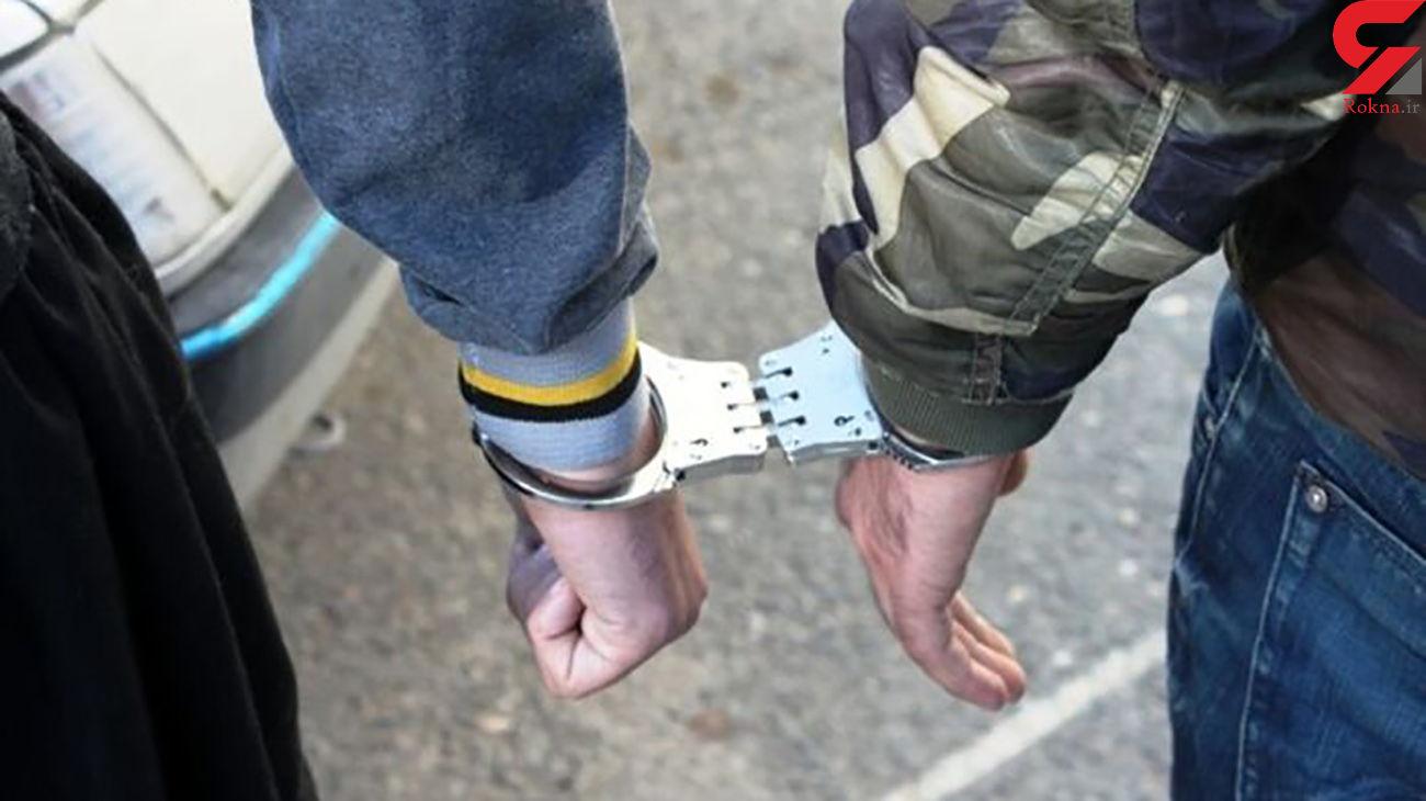 دستگیری سارق و 2 همدستش در زابل / متهم جوان اعتراف کرد