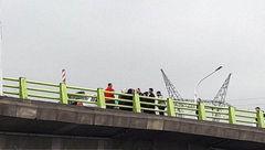 دومین خودکشی دختر ان اصفهانی از روی پل ها +عکس