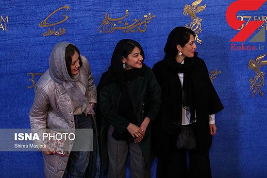 فریمهای خاص در ششمین روز جشنواره فیلم فجر+تصاویر