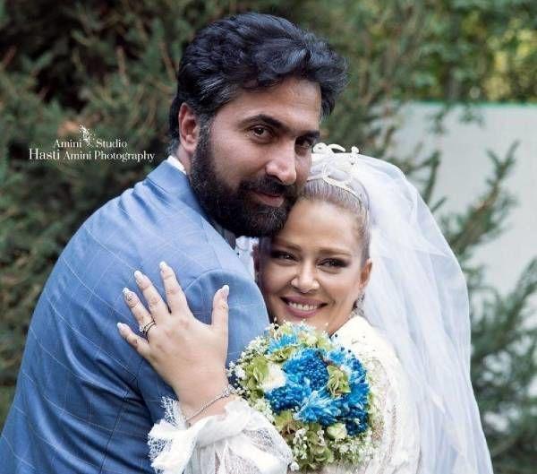بهاره رهنما و همسرش